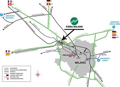 ExpoComfort roads map